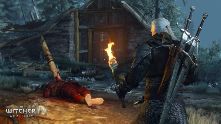 Witcher 3 HD Reworked Project 10.0 reborn