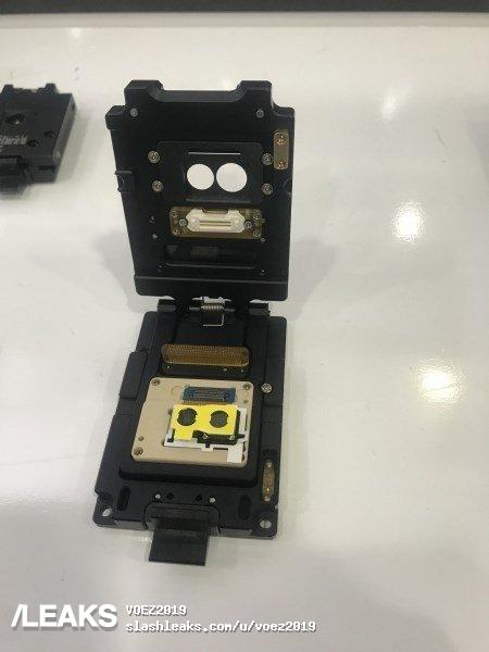 Alleged Galaxy S11 camera