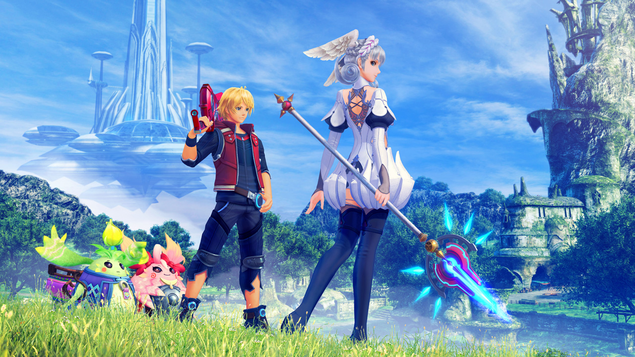 Xenoblade Chronicles Definitive Edition update 1.1.1