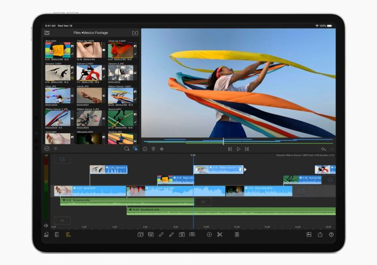 Final Cut Pro X for iPad May Arrive During 'Summer 2021'