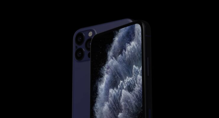 iPhone 12 Pro, iPhone 12 Pro Max Won't Feature 120Hz OLED Screens, Claims Display Insider