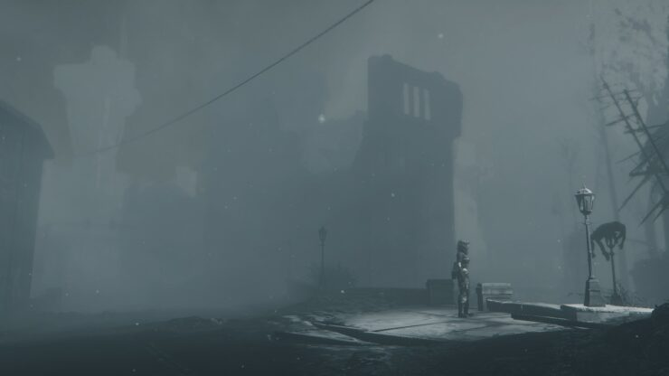fallout 4 silent hill mod whispering hills